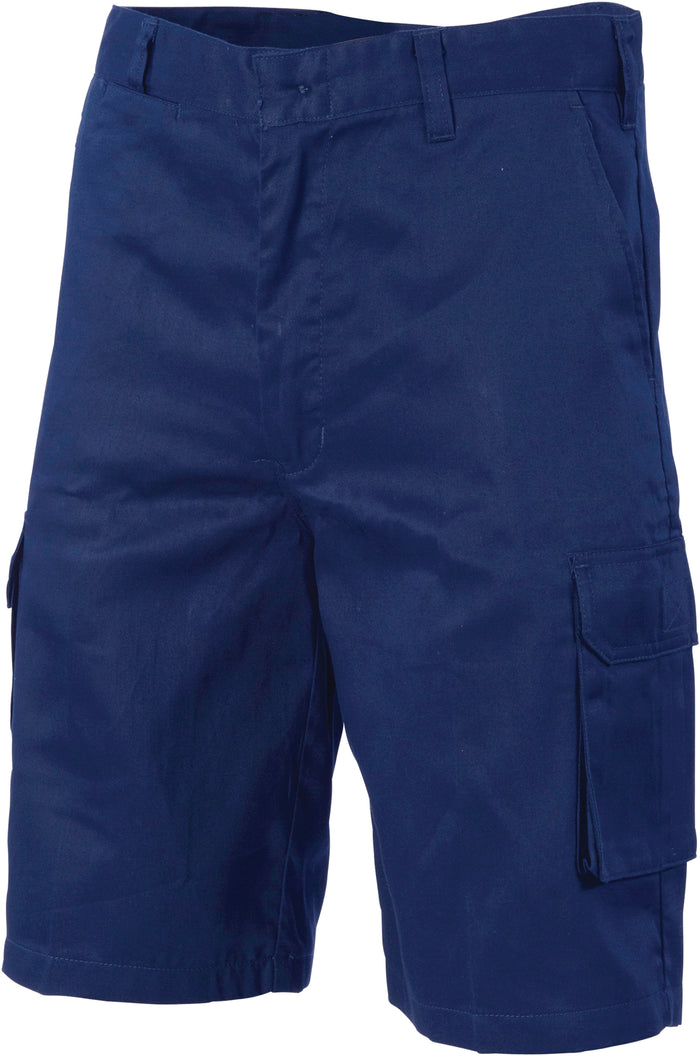 Lightweight Cool - Breeze Cotton Cargo Shorts