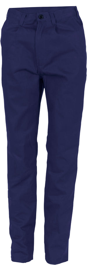 3339 - Ladies Cotton Drill Work Pants