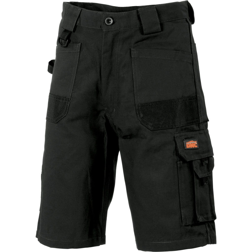 3334 - Duratex Cotton Duck Weave Cargo Shorts
