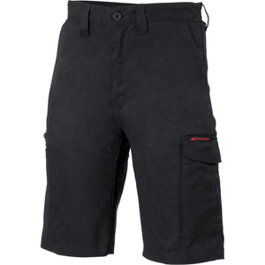 3351 - Digga Cool - Breeze Cotton Cargo Shorts