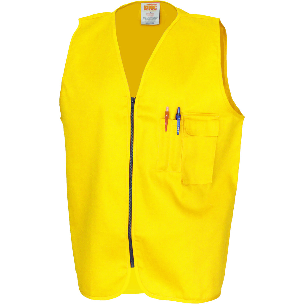 3403 - Patron Saint Flame Retardant Drill ARC Rated Safety Vest