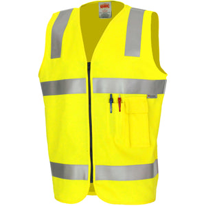 3410 - Patron Saint Flame Retardant Safety Vest with 3M F/R Tape