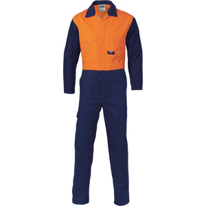 3425 - Patron Saint® Flame Retardant Two Tone Drill Overall