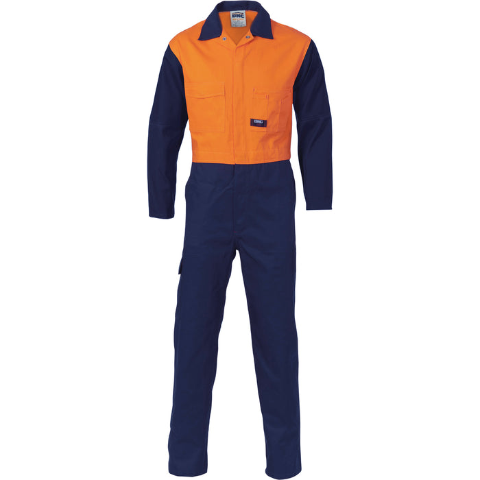 Patron Saint® Flame Retardant Two Tone Drill Overall