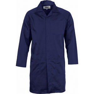 Polyester cotton dust coat (Lab Coat)