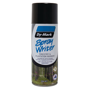 Spray Writer Black 350g