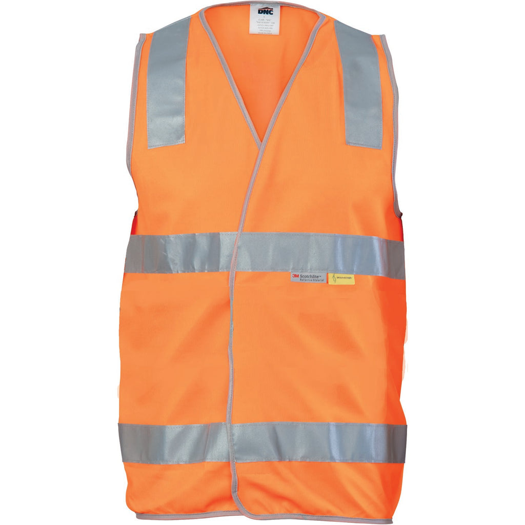 Day/Night HiVis Safety Vests