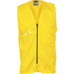 Daytime Cotton Safety Vests