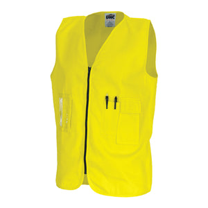 3808 - Daytime Cotton Safety Vests