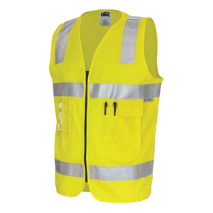 3809 - Day/Night Cotton Safety Vests