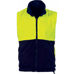 3826 - Hi Vis Two Tone Reversible Vest