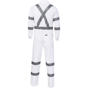 RTA Night Worker Coverall with 3M 8910 R/Tape