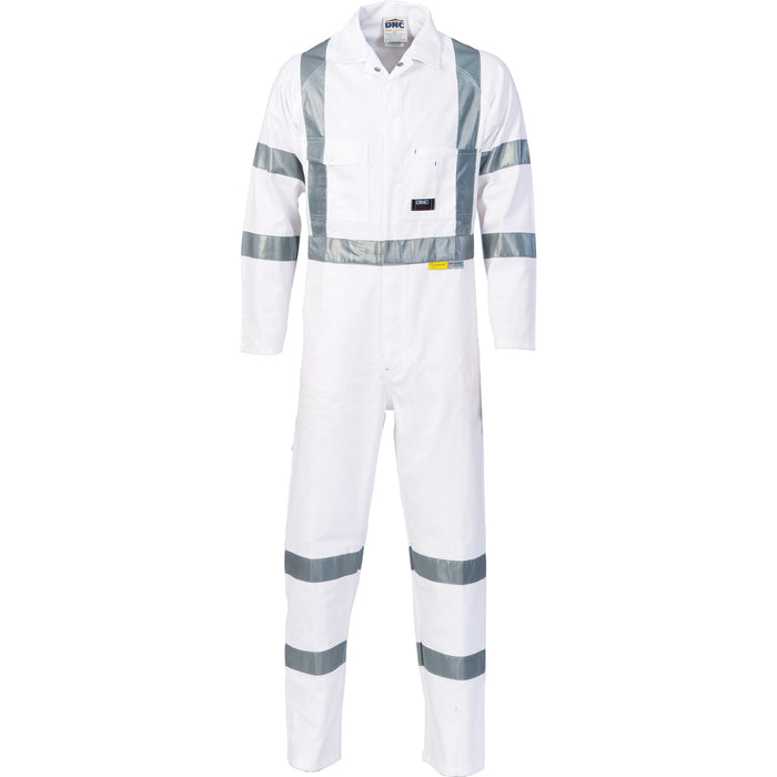 3856 - RTA Night Worker Coverall with 3M 8910 R/Tape