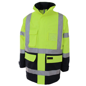 "3962 - Hi Vis ""H"" pattern 2T Biomotion tape jacket"