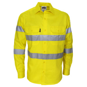 3977 - Hi Vis Biomotion taped shirt