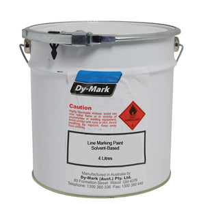 Line Marking White 4L