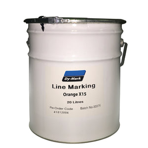 Line Marking Orange X15 20L