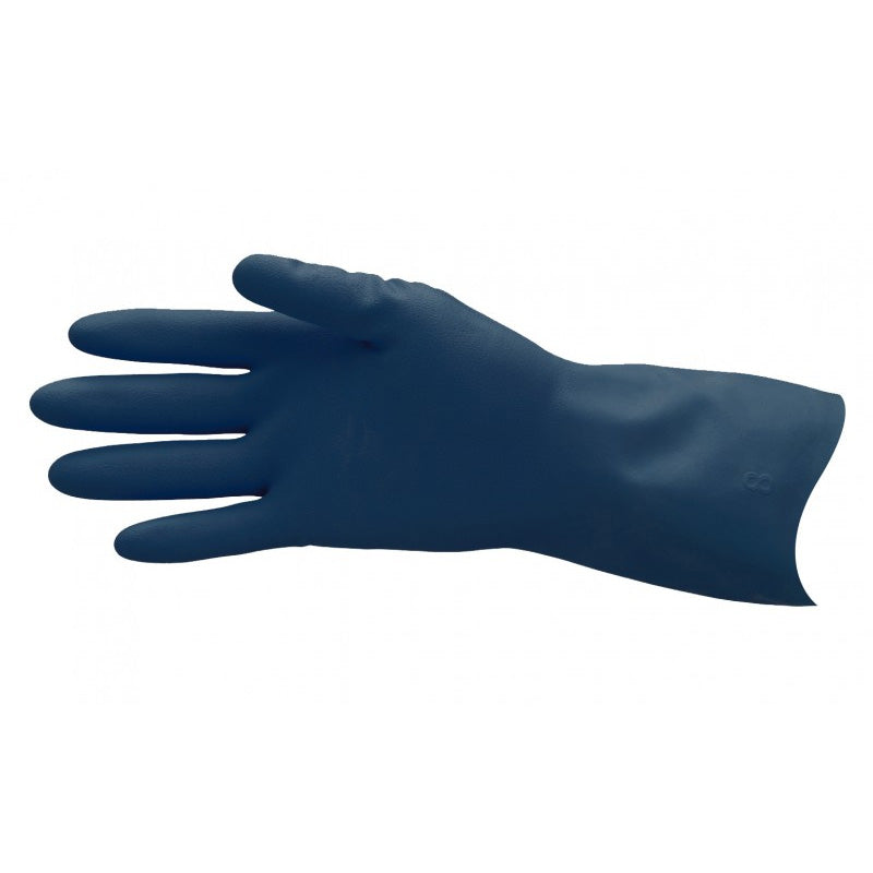 Process Blues - Blue Lined Rubber Glove