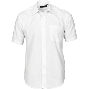 4131 - Polyester Cotton Business Shirt - Short Sleeve