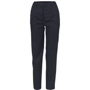 Ladies P/V Flat Front Pants