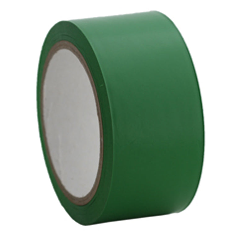 Floor marking tape 50mm Green