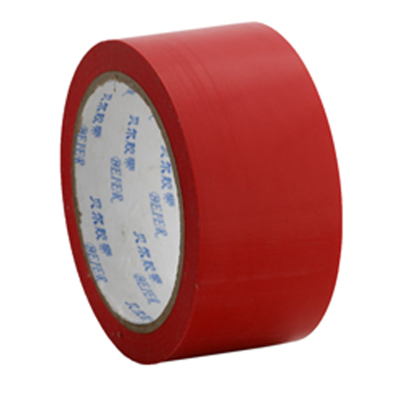 Floor marking tape 50mm Red