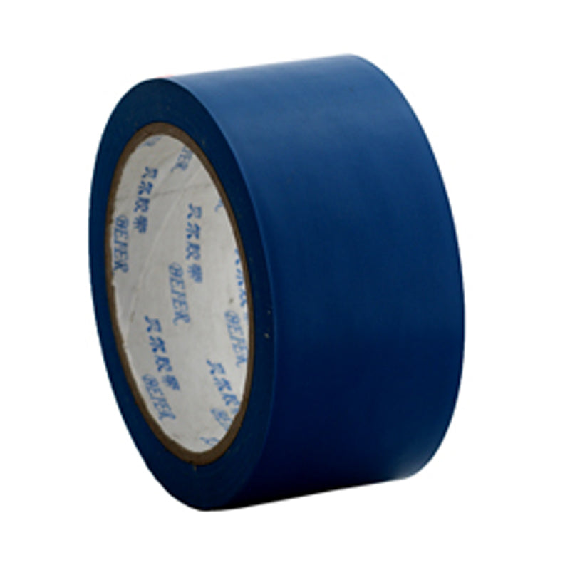 Floor marking tape 50mm Blue