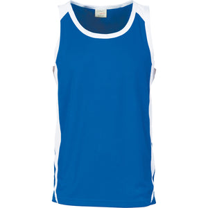 5141 - Adult Cool-Breathe Contrast Singlet