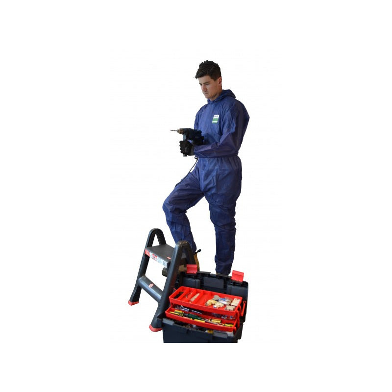 Hazguard PP Disposable Coveralls