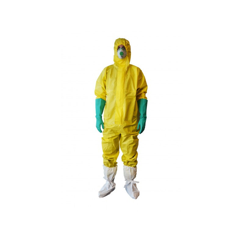 Hazguard Chem 3 Disposable Coveralls