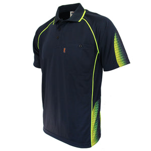 GALAXY Sublimated Polo