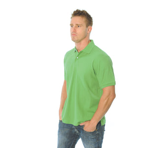 5256 - Mens Cotton Rich New York Polo