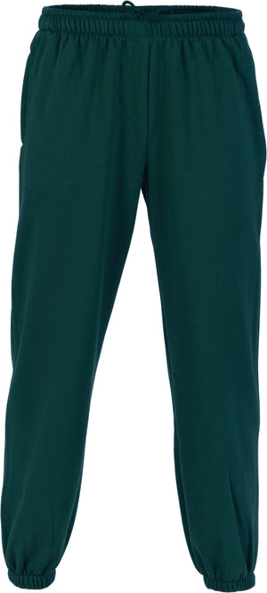 5401 - Poly/Cotton Fleecy Track Pants