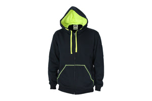 5424 - Full Zip Super Brushed Fleece Hoodie