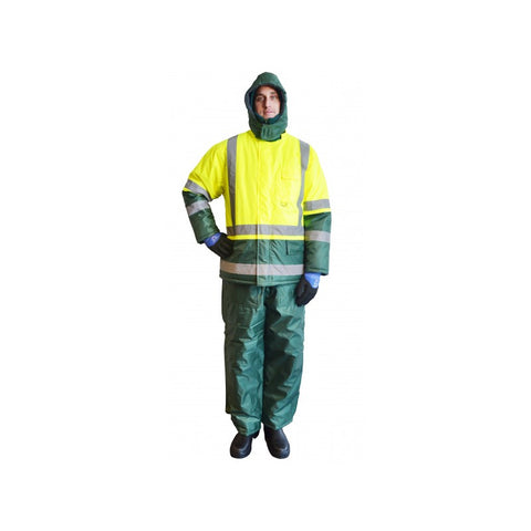 Hi Vis Cold & Wet Weather Jackets & Pants