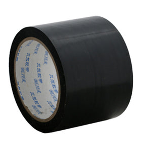 Floor marking tape 75mm Black