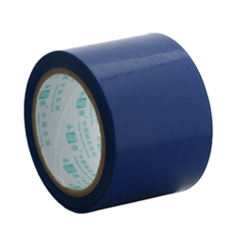 Floor marking tape 75mm Blue