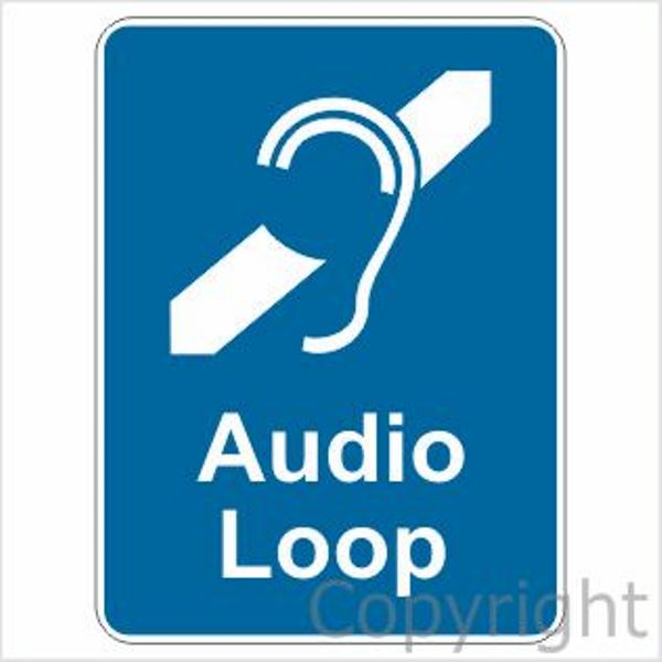 Audio Loop Sign