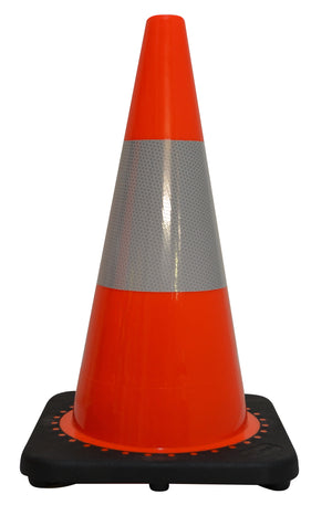 450mm Reflective Traffic Safety Cone