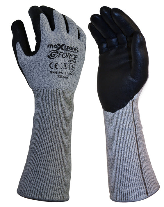 G-Force EXTRA Long Cut 5 Glove