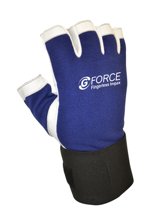 G-Force Fingerless Anti Vibration Gloves