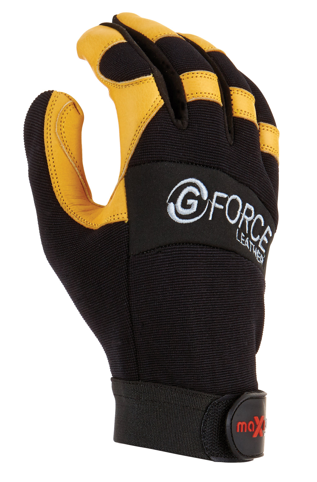 G-Force 'Leather' Mechanics Glove