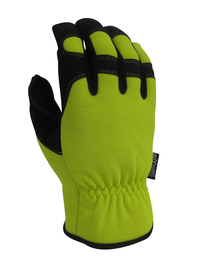 G-Force HiVis Synthetic Riggers Glove