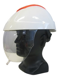 E-MAN Retractable Visor Helmet