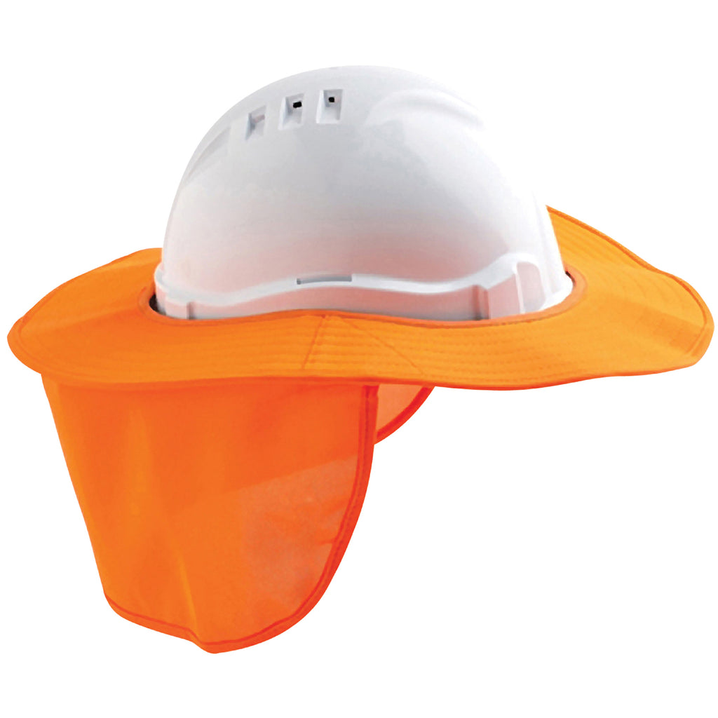 PHHB - Detachable Hard Hat Brim with Flap