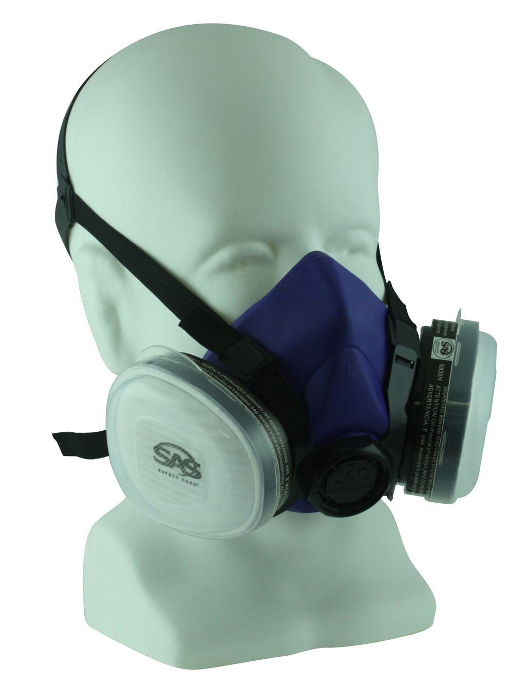 'Bandit' Assembled Half Mask Respirators