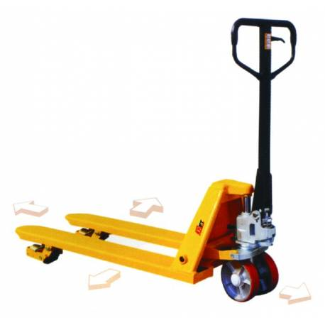 ACTWO - Side Roller Pallet Truck