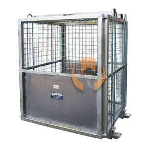 Brick Cage for High Pallets