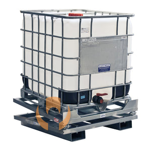 BTS10 IBC Bin Tilter 10 Degrees