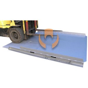 CRLN8 Container Ramp